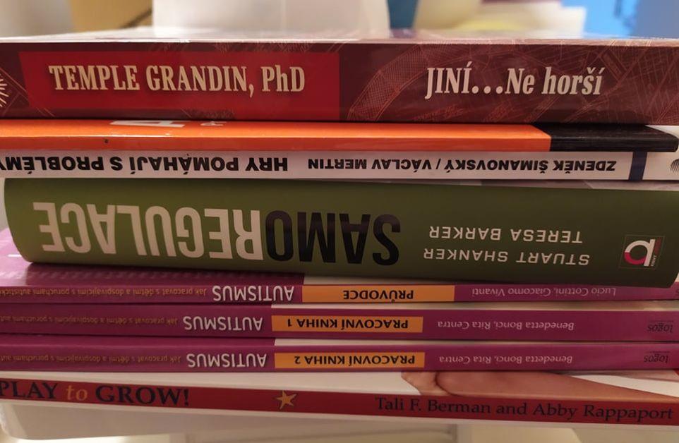 knihy o autismu